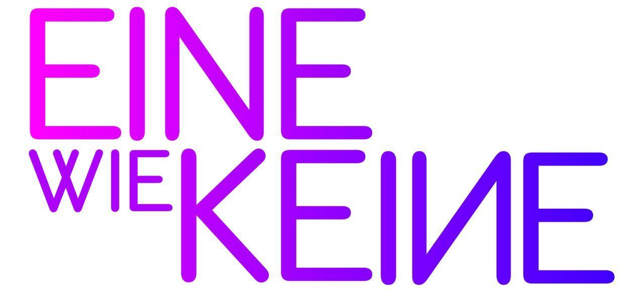 Eine wie keine - Logo - Bildquelle: SAT.1