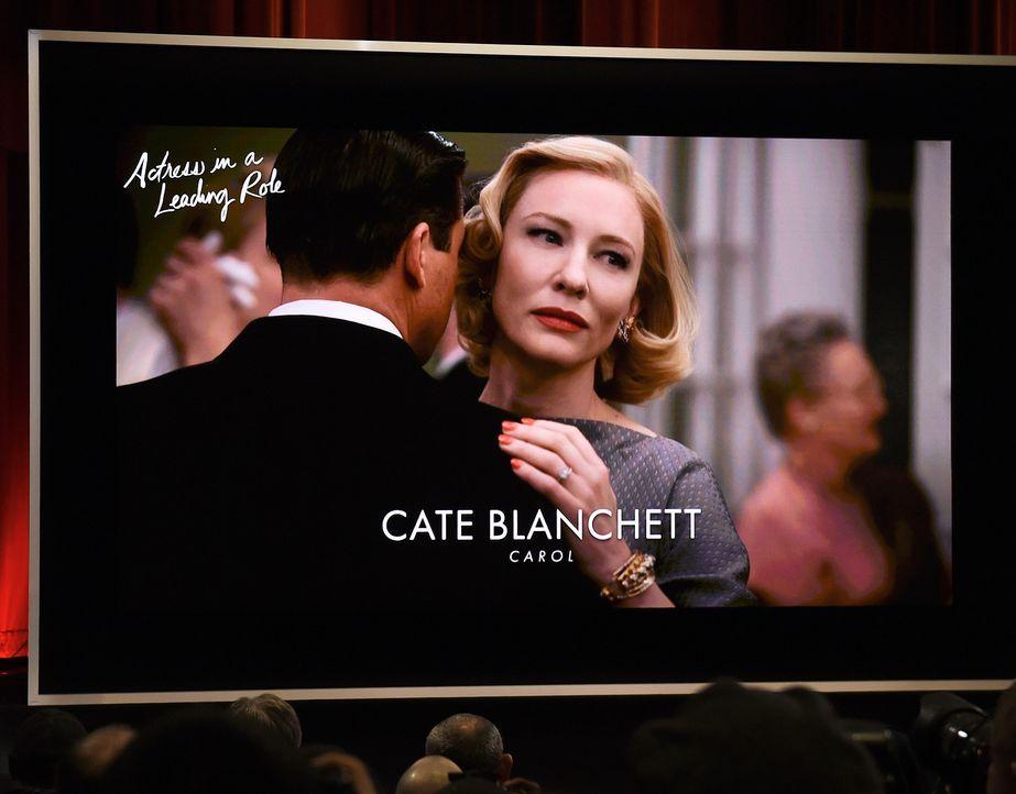 Cate-Blanchett-Carol-AFP - Bildquelle: AFP