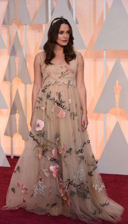 Oscars 2015: Keira Knightley - Bildquelle: AFP