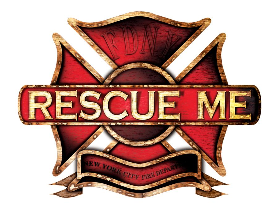 (4. Staffel) - RESCUE ME - Logo - Bildquelle: 2007 Sony Pictures Television Inc. All Rights Reserved