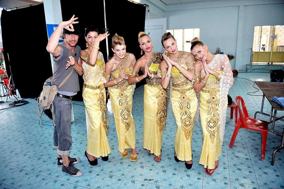 germanys-next-topmodel-stf07-epi03-thai-dance-039-oliver-s-prosiebenjpg 1700 x 1131 - Bildquelle: Oliver S./ProSieben