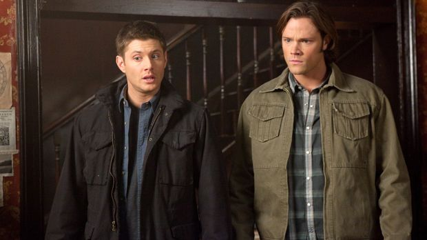 Der Kampf gegen das Böse geht weiter: Dean (Jensen Ackles, l.) und Sam (Jared...