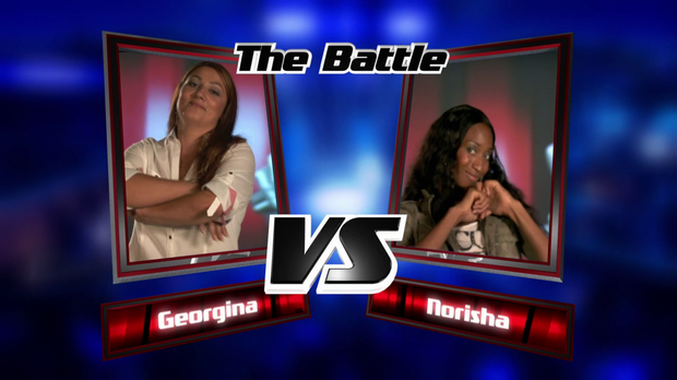 Georgina vs. Norisha