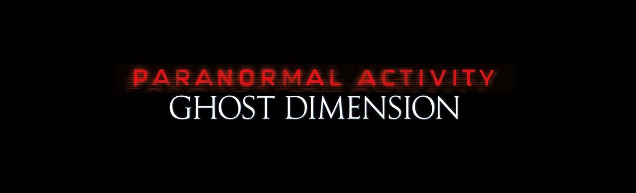 PARANORMAL ACTIVITY: GHOST DIMENSION - Logo - Bildquelle: 2015 Paramount Pictures.