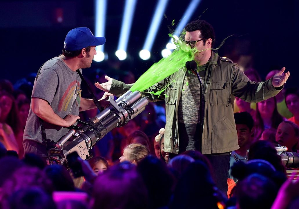 Kids-Choice-Awards-Show-150328-04-getty-AFP - Bildquelle: Kevin Winter/Getty Images/AFP