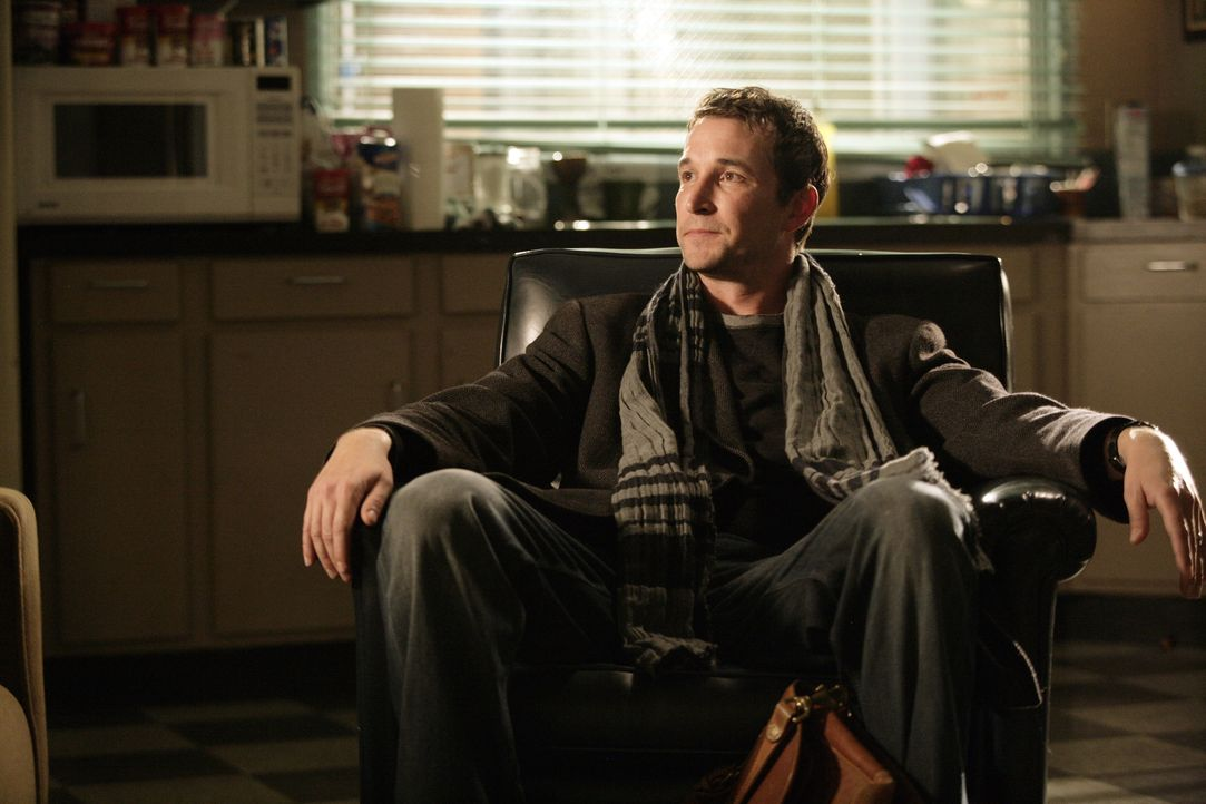 Mit einem Besuch in der Notaufnahme überrascht Carter (Noah Wyle) seine ehemaligen Kollegen ... - Bildquelle: Warner Bros. Television
