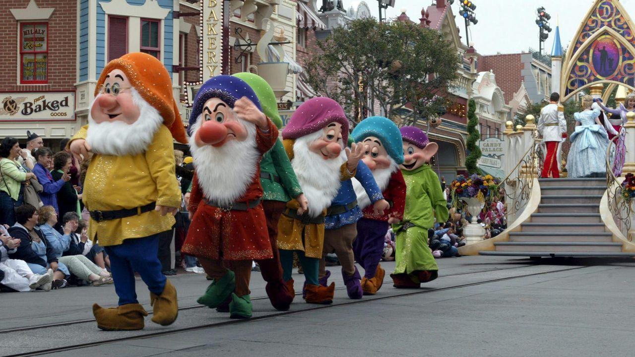 Disneyland Paris - Bildquelle: dpa