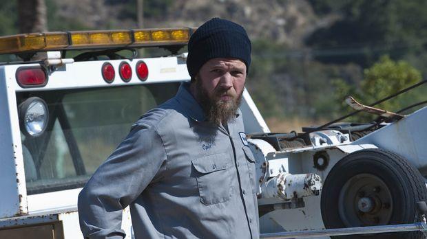 Opie (Ryan Hurst) gefallen die aktuellen Entwicklungen innerhalb der Sons of...