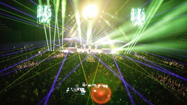 Mega 90er Live 2017