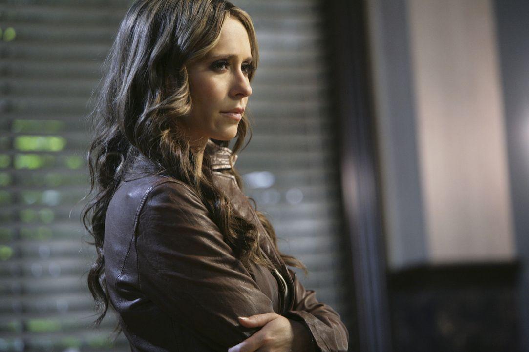 Hat es mal wieder mit einem besonders hartnäckigem Geist zu tun: Melinda (Jennifer Love Hewitt) - Bildquelle: ABC Studios