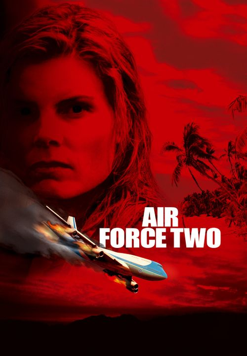"""Airforce Two"" - Plakatmotiv - Bildquelle: Regent Entertainment"
