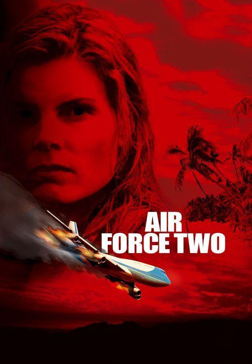 """Airforce Two"" - Plakatmotiv - Bildquelle: Regent Entertainment"