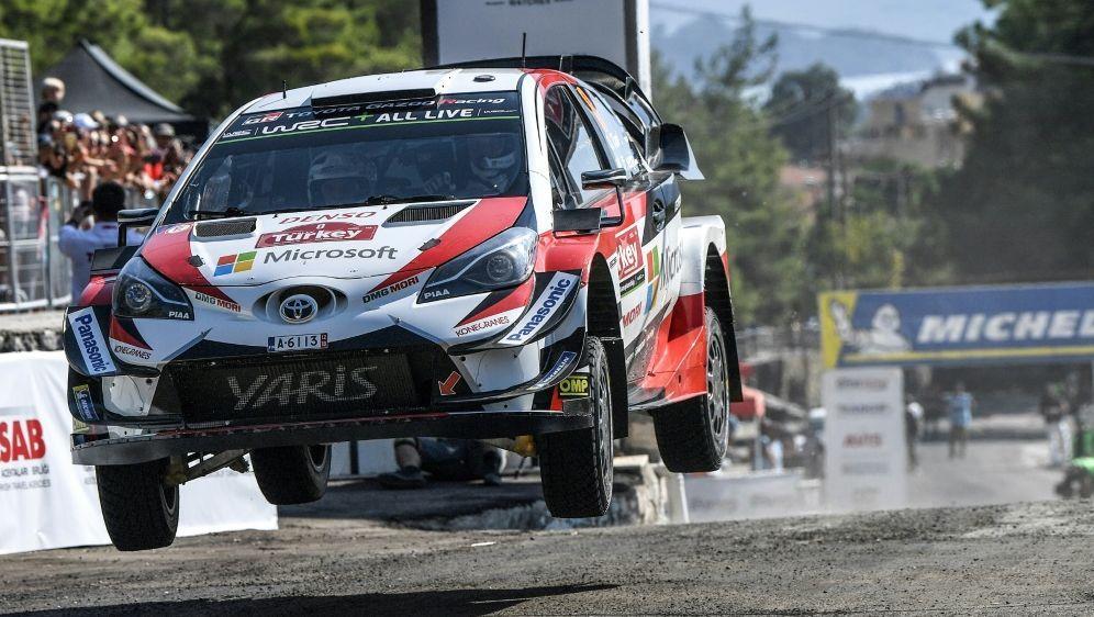 Rallye-WM: Este Tänak feiert vierten Saisonsieg - Bildquelle: AFPSIDOZAN KOSE