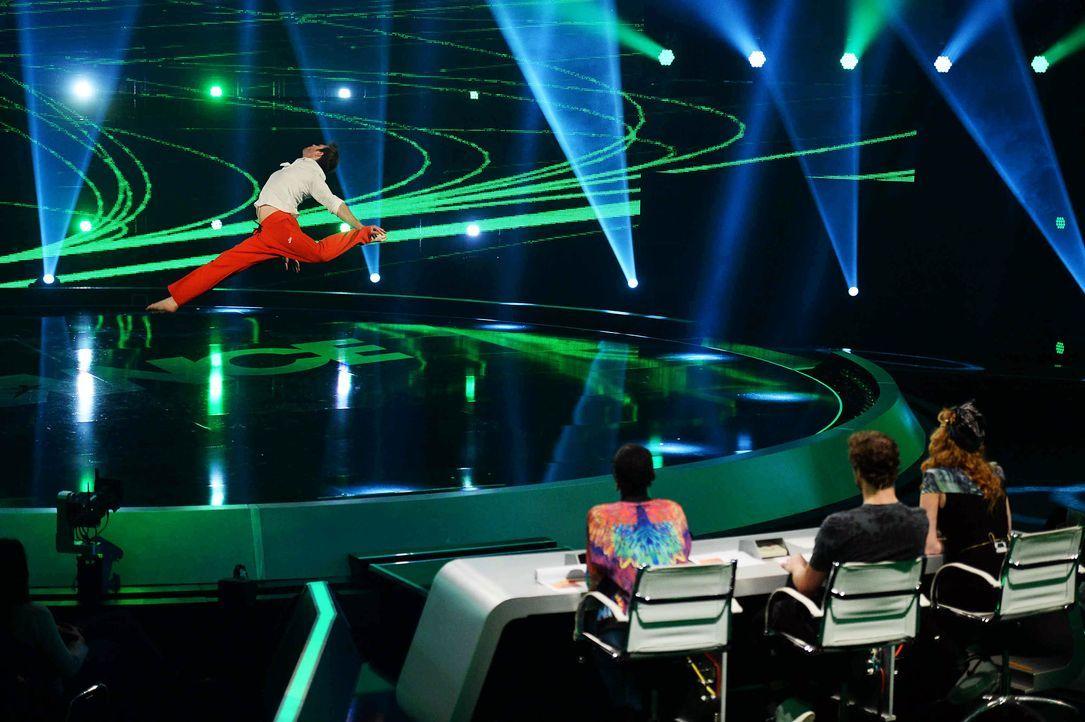 Got-To-Dance-Oleg-06-SAT1-ProSieben-Willi-Weber - Bildquelle: SAT.1/ProSieben/Willi Weber