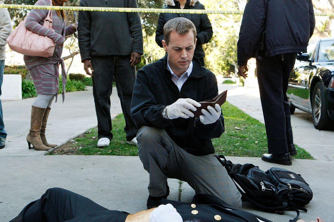 Ermittelt in einem neuen Fall: McGee (Sean Murray) ... - Bildquelle: CBS Television