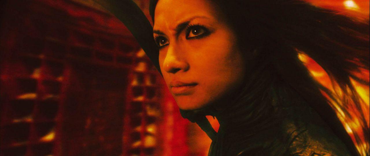 Wagt das Unmögliche: Barashin (Jun Kaname) ... - Bildquelle: 2004 Casshern Film Partners