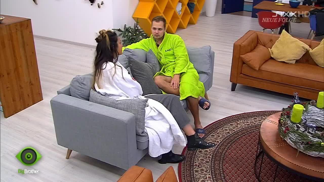 Maria und Christian reden über Natascha - Bildquelle: sixx