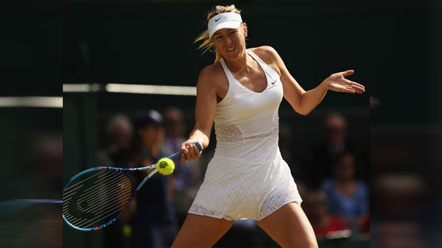 Maria Sharapova - Bildquelle: 2015 Getty Images