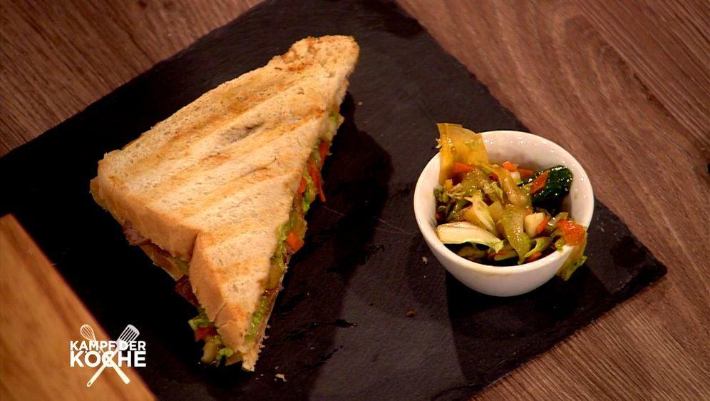Peking-Sandwich