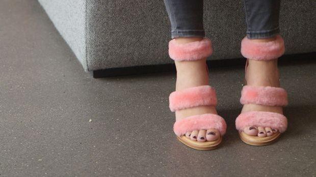 taff trend Ugg Heels