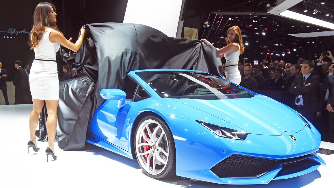 Lamborghini_Huracan_Spyder_1 - Bildquelle: dpa
