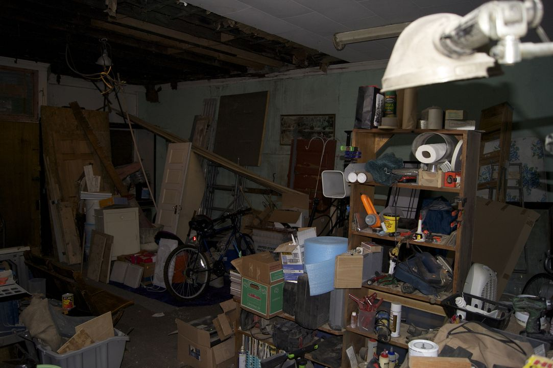 Josh besucht eine 100 Jahre alte Metzgerei in Cleveland und möchte den Verkaufsraum in einen individuellen Familienraum verwandelt ...