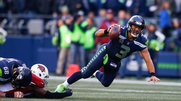 Russell Wilson - Bildquelle: 2017 Getty Images