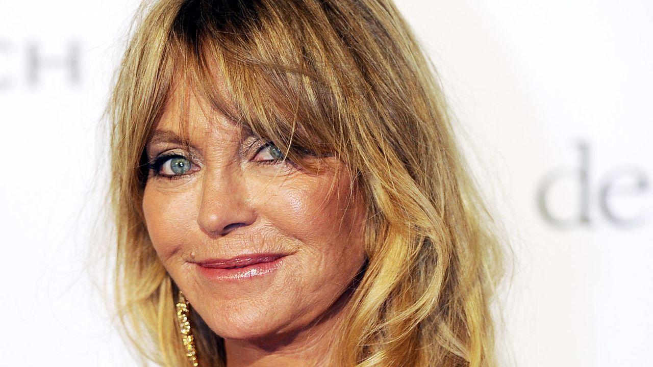 Goldie Hawn auf dem Cannes Film Festival 2011  - Bildquelle: AFP