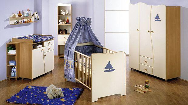 Babyzimmer einrichten  Babyzimmer einrichten: Tipps und Ideen - SAT.1 Ratgeber