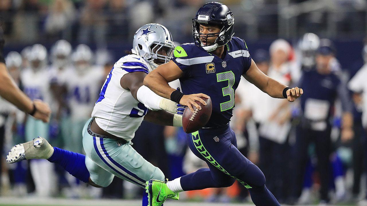 Die Seahawks hatten in den letzten sechs Saisons immer einen Winning Record - Bildquelle: 2017 Getty Images