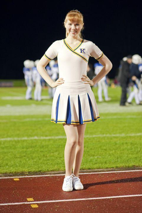 Niemand weiß, dass die hübsche Jen (Molly C. Quinn) nicht Quarterback Will Wagner liebt, sondern dessen besten Freund Lance ... - Bildquelle: Geoff Short 2010 Disney Enterprises, Inc. All rights reserved.