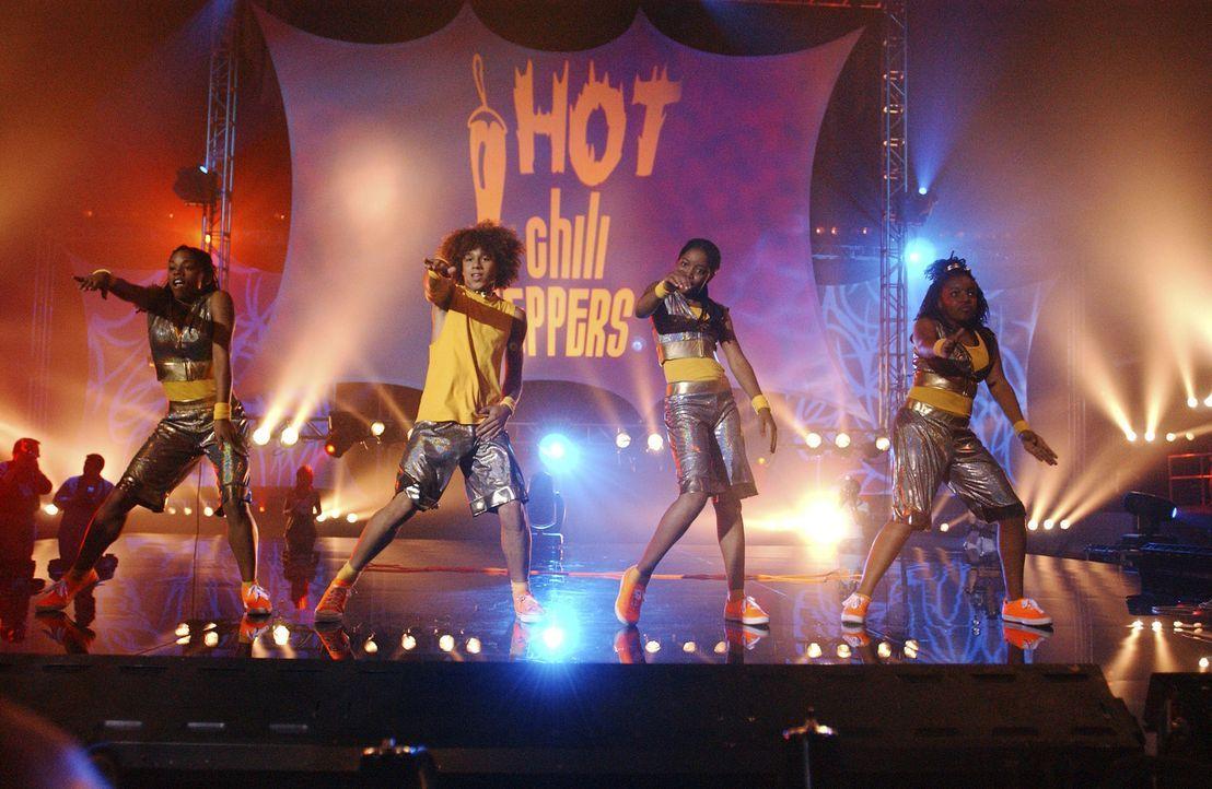 Gemeinsam sind sie unschlagbar: (v.l.n.r.) Shanica (Shauna Keaton), Izzy (Corbin Bleu), Mary (Keke Palmer) und Laivan (Keisha Ray) ... - Bildquelle: Buena Vista International Television