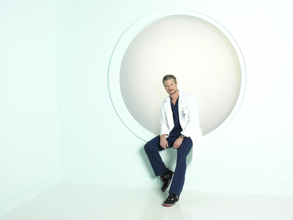 (7. Staffel) - Sorgt gerne für Wirbel: Dr. Mark Sloan (Eric Dane) ... - Bildquelle: ABC Studios