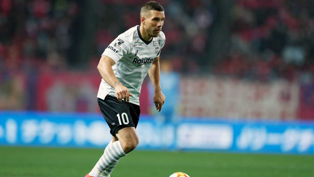 Lukas Podolski (Vissel Kobe) - Bildquelle: imago/AFLOSPORT