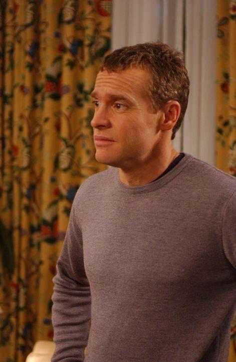 Als Hailey und Jimmy (Tate Donovan) bei Kirsten und Sandy vorbeischauen und somit ihren romantischen Abend zerstören, kommt es zu einem Streit ... - Bildquelle: Warner Bros. Television