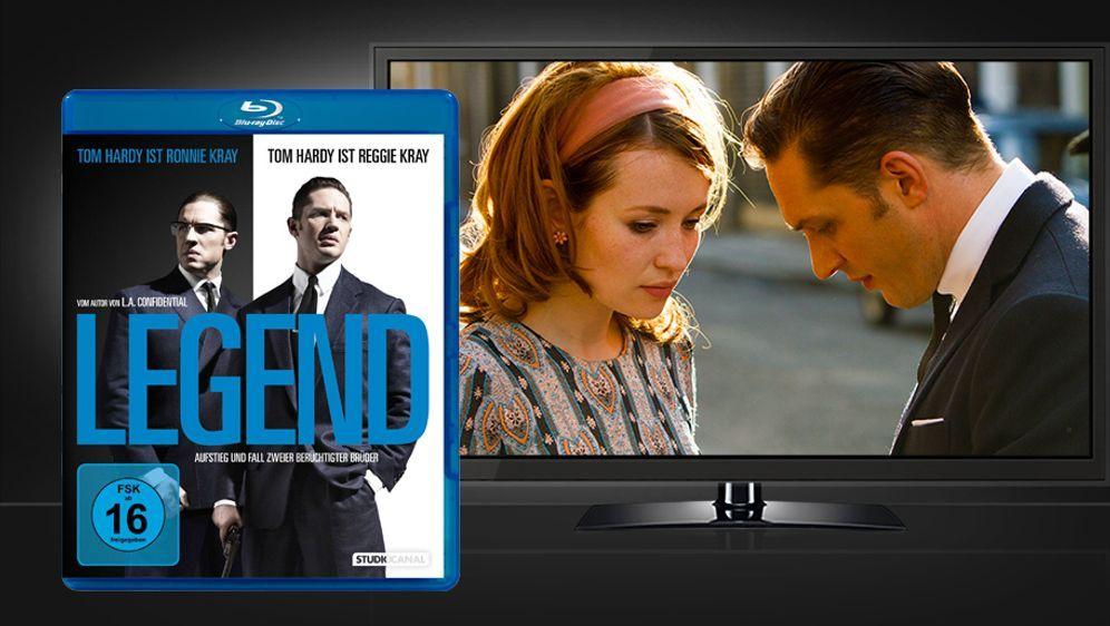 Legend (Blu-ray Disc) - Bildquelle: STUDIOCANAL