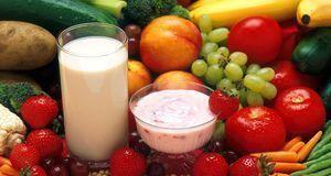 Gesunde Ernährung ist ein Muss.