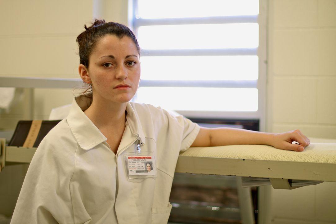 Noch stehen die Chancen gut, dass Amy Price nach dem Verbüßen ihrer Strafe nicht zurück ins Metro State Gefängnis kommt. Doch schon viele vor ihr ha... - Bildquelle: Peter Hutchens part2pictures
