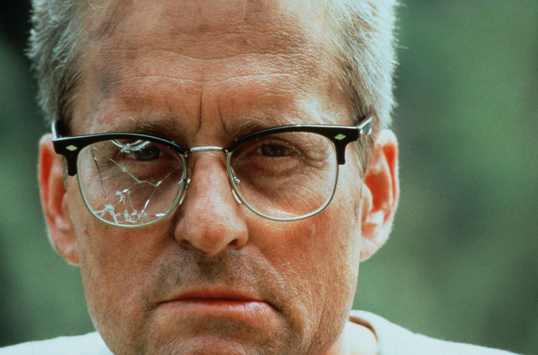 """Die Odyssee eines Mannes in den Wahnsinn: Durchschnittsbürger """"D-Fens"""" (Michael Douglas) rastet total aus ... - Bildquelle: Warner Bros. GmbH"""
