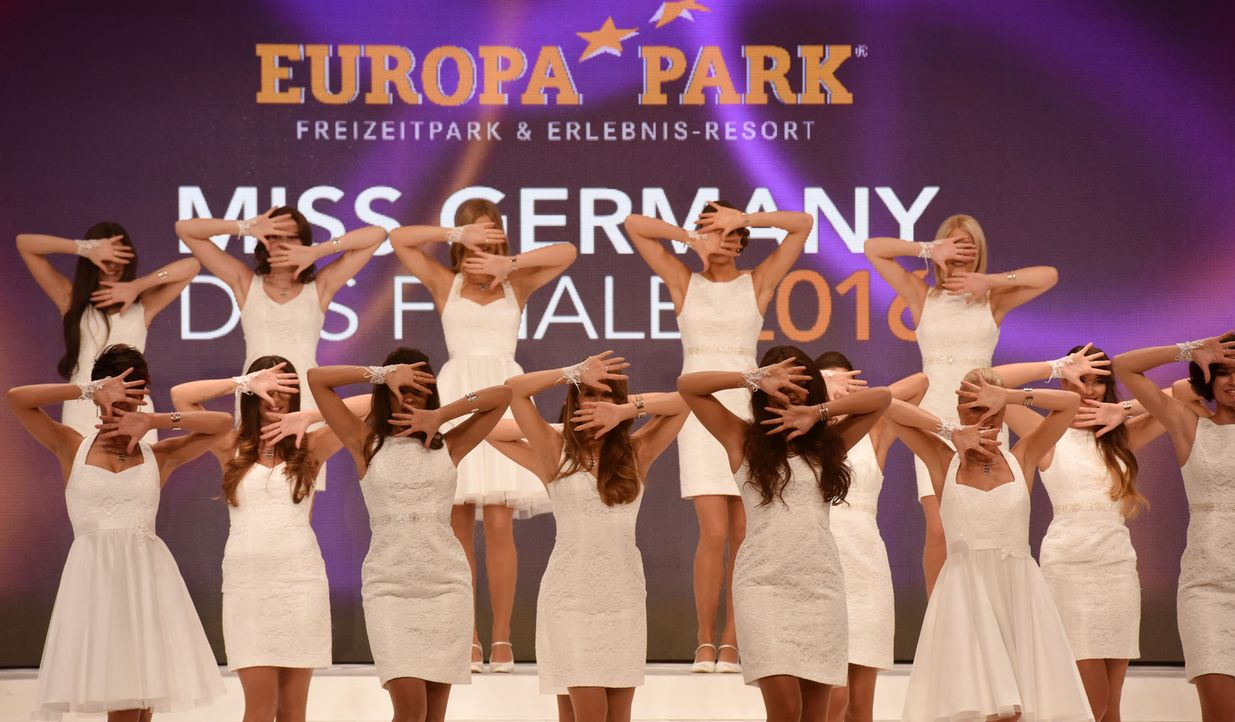 Miss-Germany-Gewinnerin-Teilnehmer-3-dpa - Bildquelle: dpa