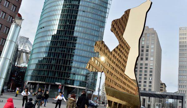 Potsdamer Platz  - Bildquelle: dpa