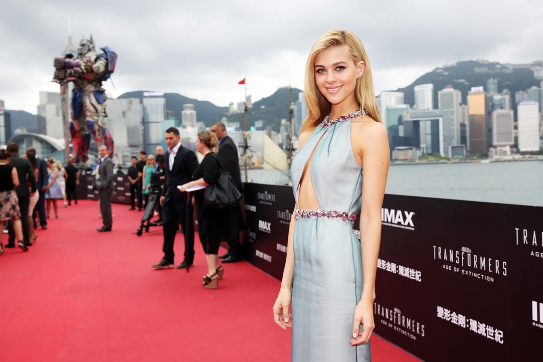 transformers-4-aera-des-untergangs-premiere-hongkong-14-Paramount - Bildquelle: 2014 Callaghan Walsh/Getty Images for Paramount