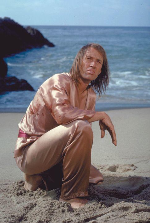Caine (David Carradine), Sohn eines Amerikaners und einer Chinesin, wurde von Shaolin-Mönchen erzogen. Diese bildeten den jungen Mann zu einem Meist... - Bildquelle: Warner Bros.
