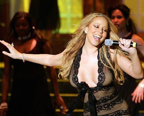 Galerie: Mariah Carey - Bildquelle: AP