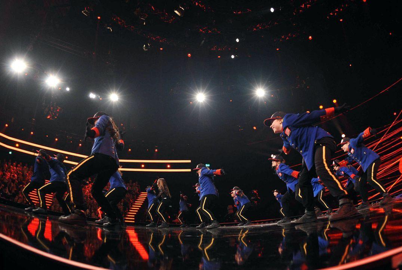 Got-To-Dance-Danceroom-01-SAT1-ProSieben-Willi-Weber - Bildquelle: SAT.1/ProSieben/Willi Weber