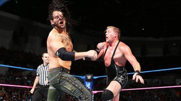 WWE SmackDown vom 7. Oktober