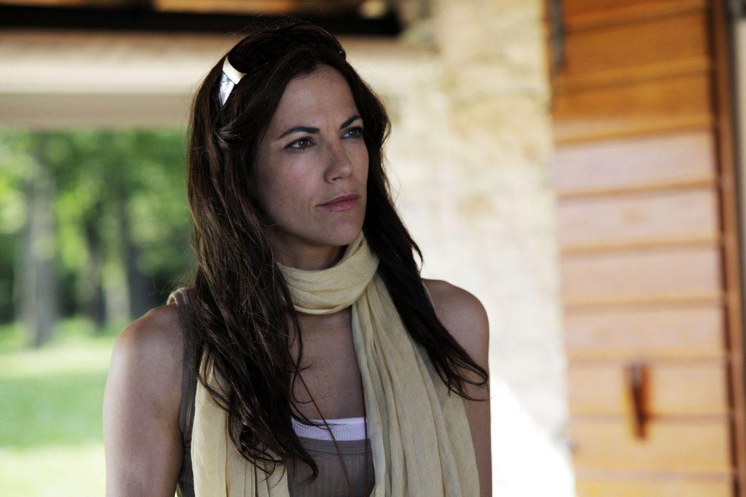 Manuel ahnt nicht, dass auch Viktoria (Bettina Zimmermann) ein wohlbehütetes Geheimnis mit sich trägt ... - Bildquelle: Janez Stucin SAT.1