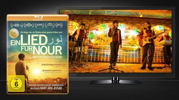 Ein Lied für Nour - Blu-ray und Szenenbild © Koch Media