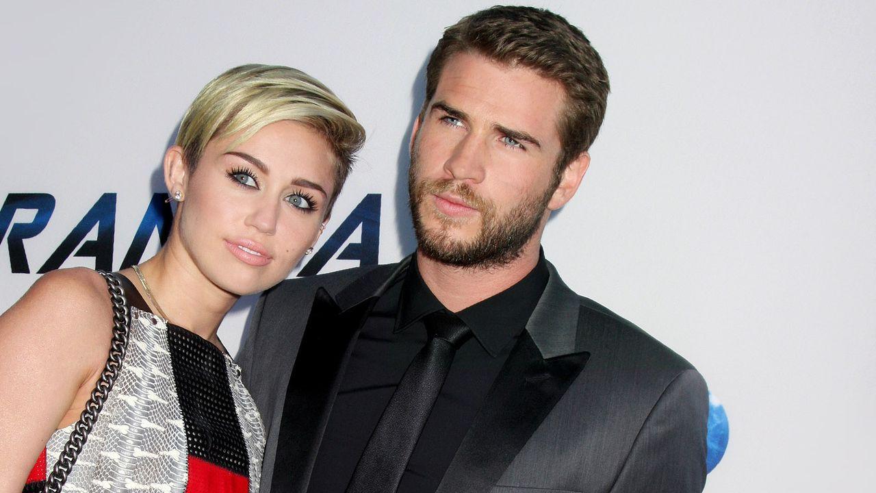 Miley-Cyrus-und-Liam-Hemsworth-130808-1-WENN - Bildquelle: WENN.com