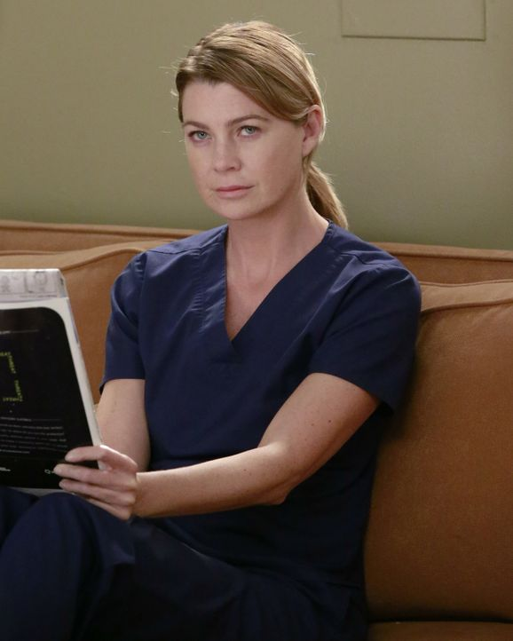 Wird sie ihren Gefühlen nachgehen und Nathan eine Chance geben? Meredith (Ellen Pompeo) ... - Bildquelle: Mitch Haaseth 2016 American Broadcasting Companies, Inc. All rights reserved.